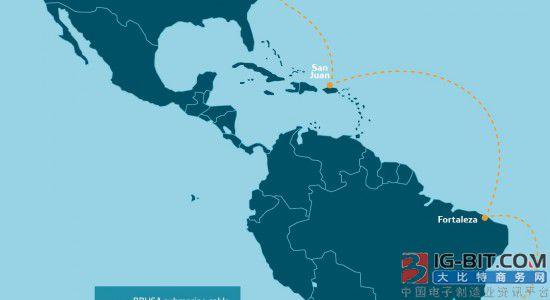 阿尔卡特朗讯获巴西-美国海底光缆总包合同