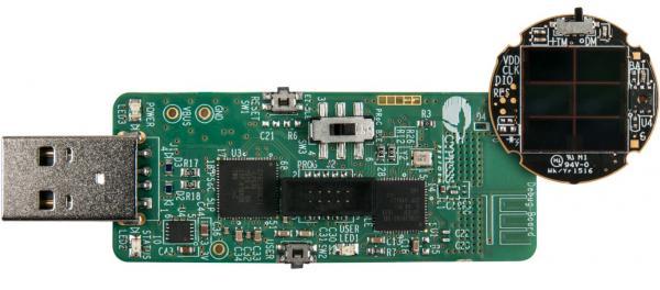Cypress CYALKIT-E02 太阳能BLE传感器Beacon参考设计套件