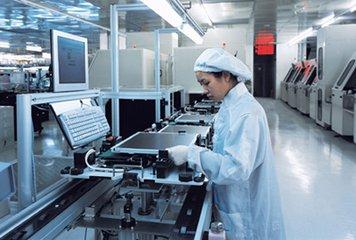 大陆政府全力扶植面板、半导体及LED产业