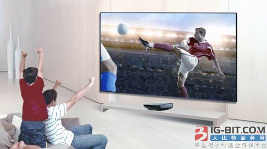 超大屏幕、浴室观影 电视让生活更精彩