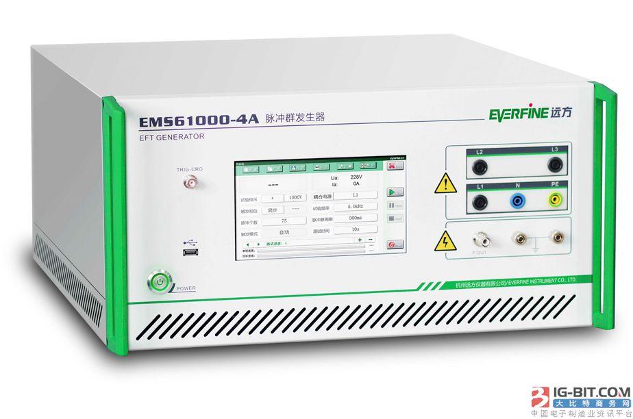 EMS61000-4系列群脉冲发生器