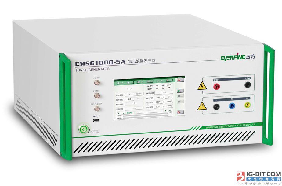 EMS61000-5系列浪涌发生器