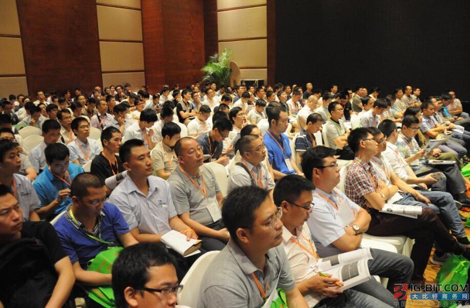 【图片新闻】第七届微思思福利导航驱动与控制研讨会图鉴