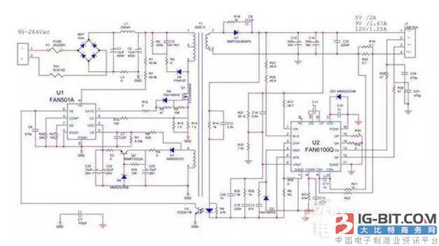 电路 电路图 电子 户型 户型图 平面图 原理图 629_352