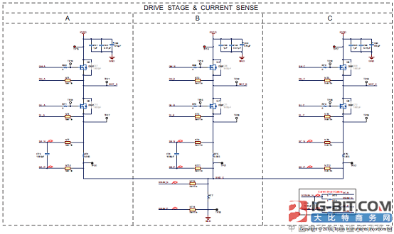 drv8305-q1evm电路图(4):桥