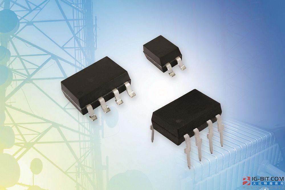 Vishay新的混合固态继电器具有高可靠性和快速开关特性