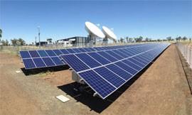 太阳能光伏为澳大利亚国家宽带网络供电