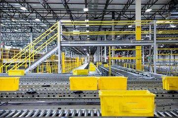 从亚马逊Kiva到美的库卡 仓库自动化成收购热门
