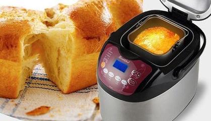 小家电异军突起 面包机或为新亮点