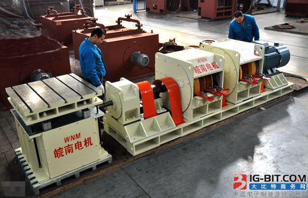 皖南电机成功设计制造大扭转高转速制动器动态试验台