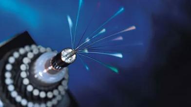 NEC敷设完成9000公里大容量海底光纤电缆项目