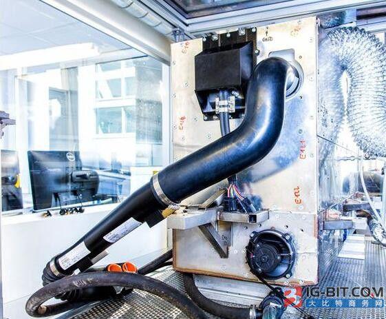 日产开发乙醇燃料电池