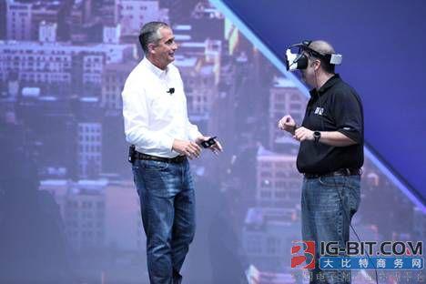 英特尔推出全新Alloy项目打造一体化虚拟现实解决方案