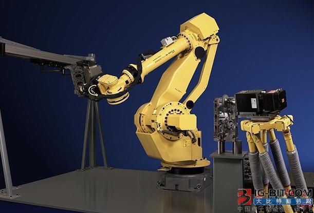 打磨机器人