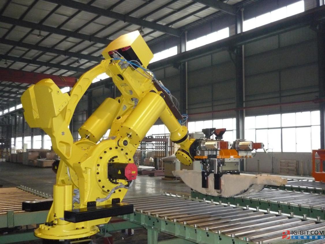 点焊自动化生产线