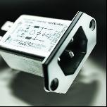 5120系列 IEC滤波插座现在新配备了设计出众的塑料法兰