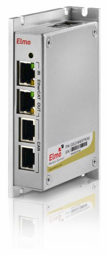 Elmo公司为其Gold Maestro运动控制器新增高级功能