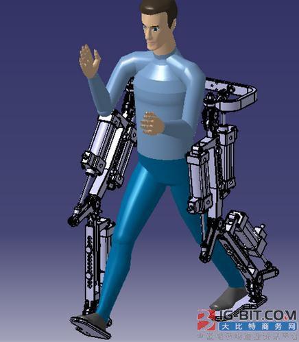 多位体智能康复机器人 助残疾人自强自立