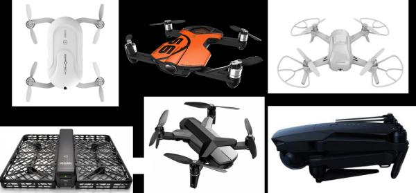 消费级无人机攻占市场 电机迎来发展期