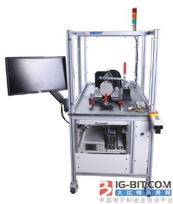 智能制造时代-在线式电机出厂试验