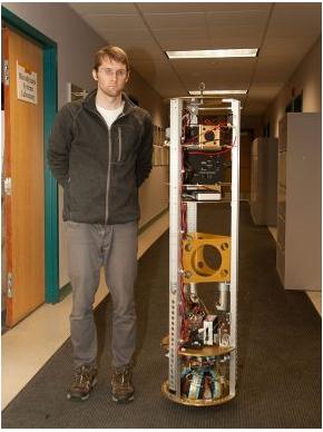 球形感应电机和磁流驱动SIMbot机器人