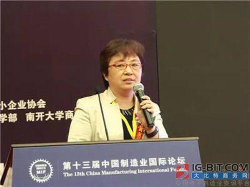 清华刘莉:担心太多企业做机器人 拉低行业水准
