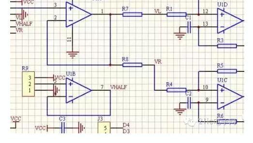 固定式和开关式混合稳压电源电路图
