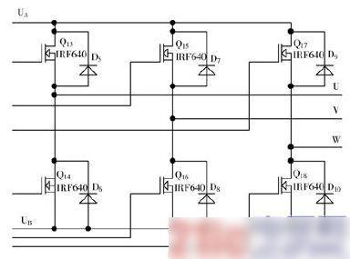 变频电源设计 整流 驱动 逆变 滤波模块详述图片