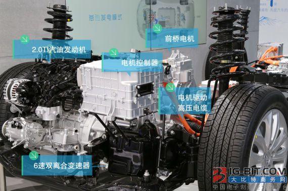 中山大洋新能源汽车项目被验收