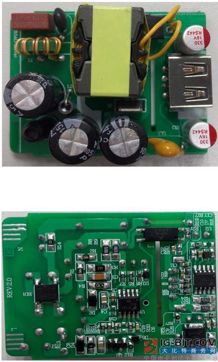 图示2-大联大世平推出的采用高通最新充电技术Quick Charge 3.0和符合MediaTek协议的快充解决方案照片
