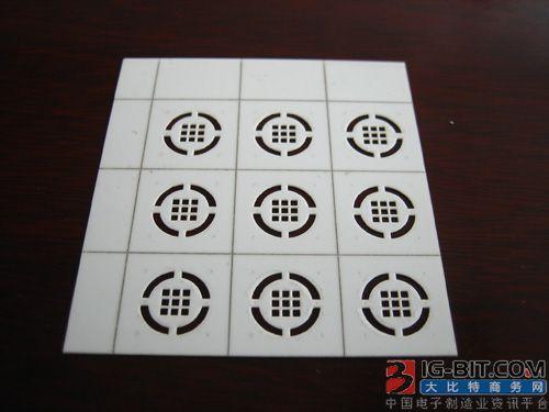 日本TDK推面向车用LED带ESD保护功能的薄型陶瓷基板