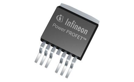 英飞凌推出全新超低电阻智能高边开关产品家族 Power PROFET