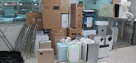 镇江出口净化器电源标准不适用 遭退运