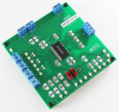 罗姆开发出高耐压风扇电机驱动器评估用参考板