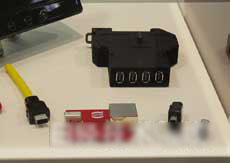 广濑电机和浩亭展示新型工业用10G以太网连接器