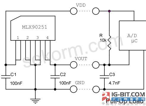 线性霍尔传感器应用电路