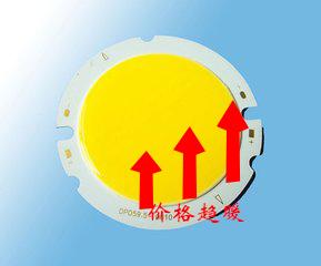 材料价格上涨,COB降价趋缓,走向客制化、个性化市场