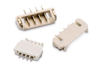 伍尔特电子推出适用于LED板的连接器