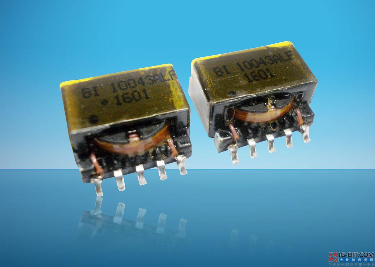 TT Electronics推出AEC-Q200认证反激式变压器