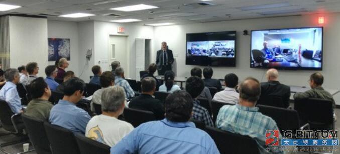 爱科赛博参与的美国3D磁铁电源项目举行启用仪式