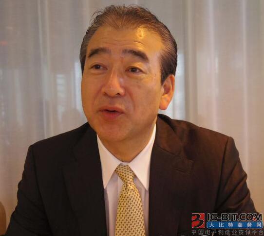 广濑电机代表董事社长石井和德