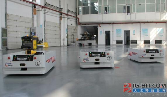 物流自动化装备与AGV搬运机器人技术解释
