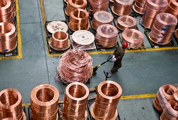 原材料价格暴涨 印度电缆价格两周内上涨10%
