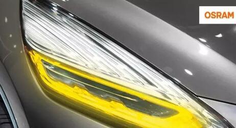 欧司朗推出汽车照明用红外LED 光输出功率提升25%