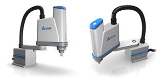 台达SCARA工业机器人应用于马达转子生产线