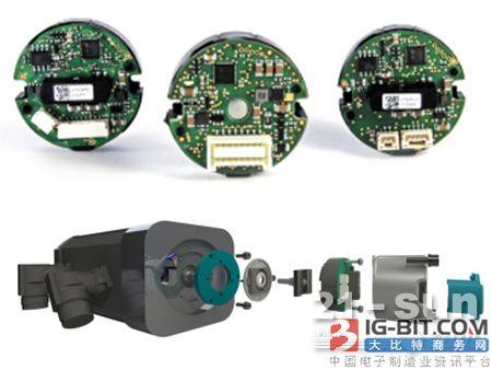 POSITAL(博思特)新推专为电机设计微型编码器