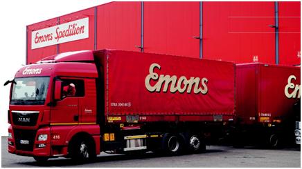 霍尼韦尔助力物流供应商Emons打造全新生产力解决方案