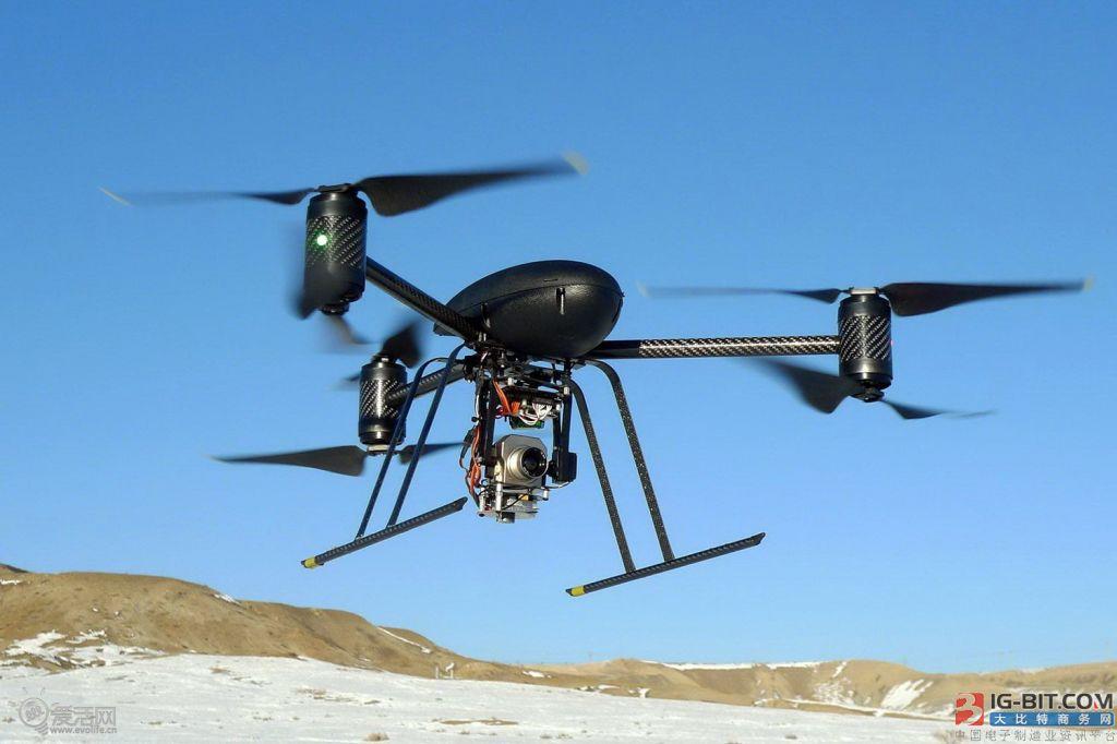 电机不是一成不变,能否搭上专业级无人机的便车?