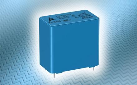 TDK推出耐压更高的爱普科斯X2 EMI 抑制电容器