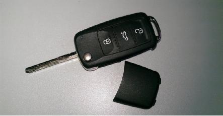 图 2 汽车遥控钥匙-汽车电子批量生产新概念 PKE车钥匙高清图片